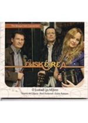 Basque Irish Connection (The) - Euskeirea (Music CD)