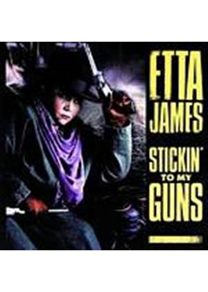 Etta James - Sticking To My Guns (Music CD)