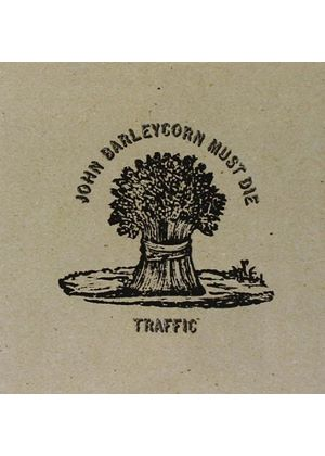 Traffic - John Barleycorn Must Die (Music CD)