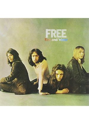 Free - Fire And Water (Remastered) (Music CD)