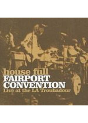 Fairport Convention - House Full (Music CD)