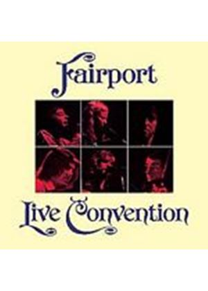 Fairport Convention - Live Convention [Remastered] (Music CD)