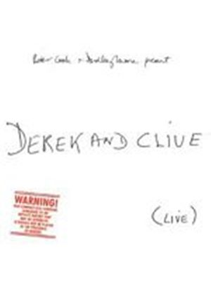 Derek And Clive - Live (Music CD)