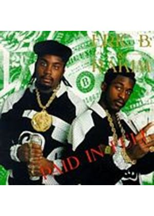 Eric B And Rakim - Paid In Full (Music CD)