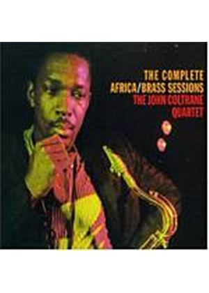 John Coltrane - The Complete Africa/Brass Sessions (Music CD)