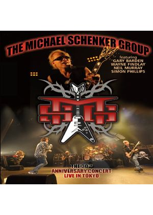 Michael Schenker Group - Live In Tokyo - The 30Th Anniversary Concert