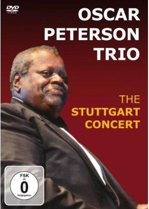 Oscar Peterson - The Stuttgart Concert (+DVD)