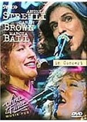 Angela Strehli, Marcia Ball And Sarah Brown - Ohne Filter - Live In Concert