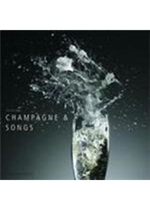Various Artists - Tasty Sound Collection - Champagne And Songs, A (Music CD)