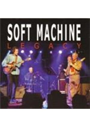 Soft Machine - Live At The New Morning (Music CD)