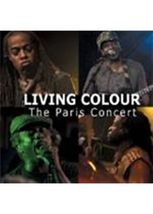 Living Colour - Paris Concert, The (Music CD)