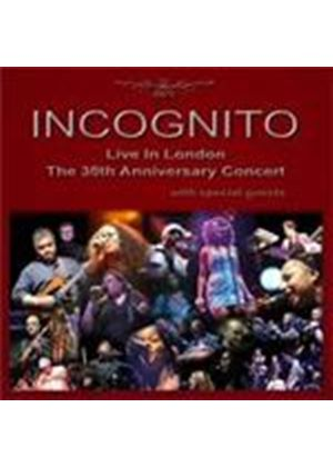 Incognito - Live In London (Music CD)