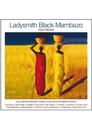 Ladysmith Black Mambazo - Ladysmith Black Mambazo & Friends (Music CD)