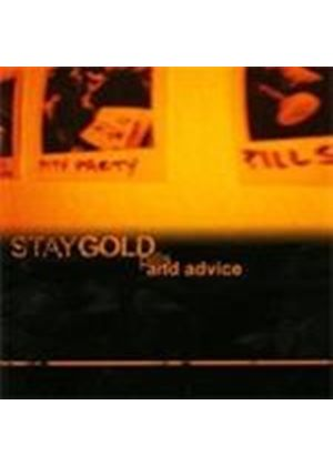 Stay Gold - Pills And Advice (Music Cd)