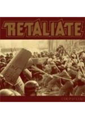 Retaliate - Coup Detat (Music Cd)