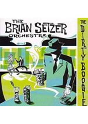 The Brian Setzer Orchestra - The Dirty Boogie (Music CD)
