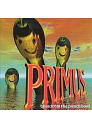 Primus - Tales From The Punchbowl (Music CD)