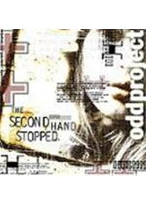 Odd Project - Second Hand Stopped (Music Cd)