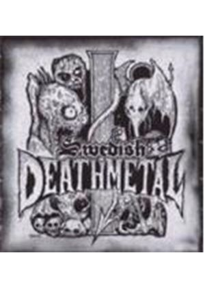 Various Artists - Swedish Death Metal (Music CD)
