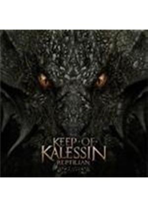 Keep Of Kalessin - Reptilian (Music CD)
