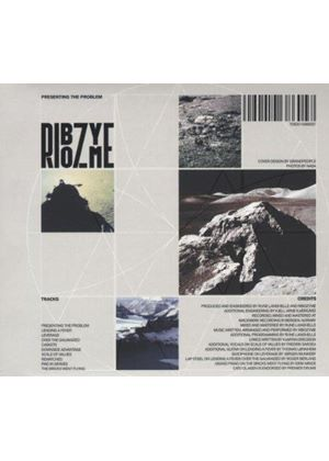 Ribozyme - Presenting the Problem (Music CD)