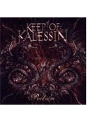 Keep of Kalessin - Reclaim (Music CD)