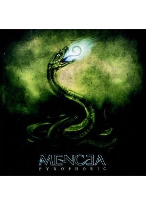 Mencea - Pyrophoric (Music CD)