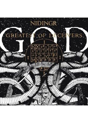 Nidingr - Greatest of Deceivers (Music CD)