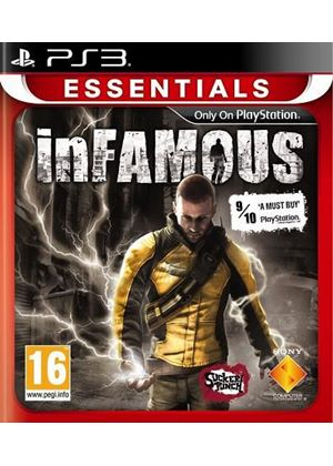 inFamous (Essentials) (PS3)