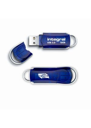 Integral 16GB USB3.0 Courier Flash Drive Memory Stick