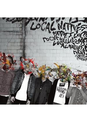 Local Natives - Gorilla Manor (Music CD)