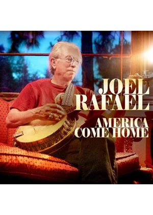 Joel Rafael - America Come Home (Music CD)