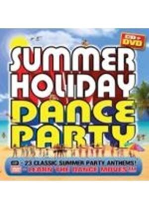 Various Artists - Summer Holiday Dance Party (CD & DVD) (Music CD)