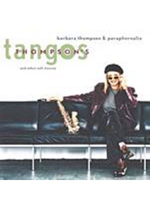 Barbara Thompson - Thompsons Tangos (And Other Soft Dances) (Music CD)