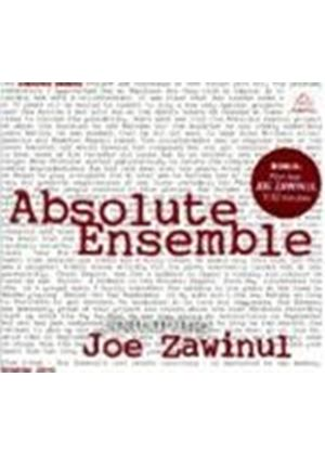 Absolute Ensemble & Joe Zawinul - Absolute Zawinul (Music CD)
