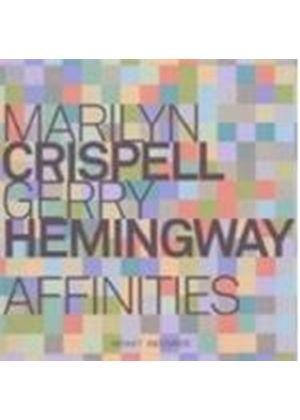 Gerry Hemingway - Affinities (Music CD)