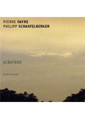 Pierre Favre & Philipp Schaufelberger - Albatros (Music CD)