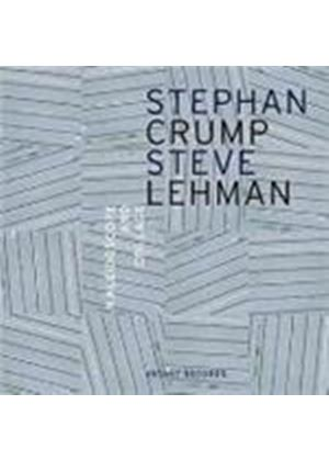 Stephan Crump & Steve Lehman - Kaleidoscope And Collage (Music CD)