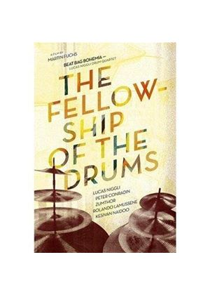 Lucas Niggli Drum Quartet - The Fellowship Of The Drums (+DVD) [DVD Audio]
