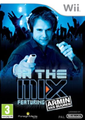 Armin van Buuren - In the Mix (Wii)