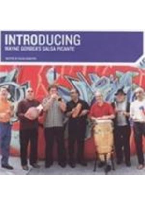 Wayne Gorbea - Introducing Wayne Gorbea (Music CD)