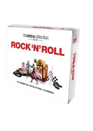 Various Artists - Rock 'n' Roll: the Intro Collection (Music CD)
