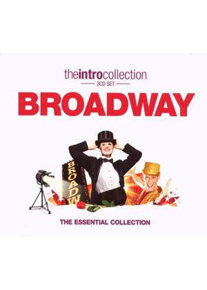 Broadway - intro collection (3CD) (Music CD)