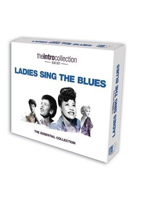 Ladies sing the Blues - intro col. (3CD) (Music CD)