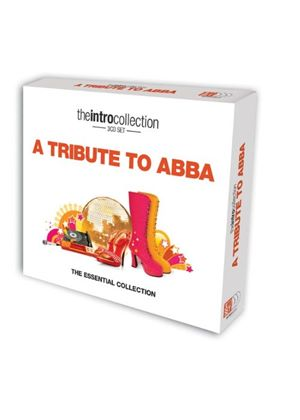 Abba - A Tribute to Abba (3CD) (Music CD)
