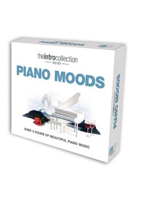 Piano Moods: The Intro Collection (Music CD)