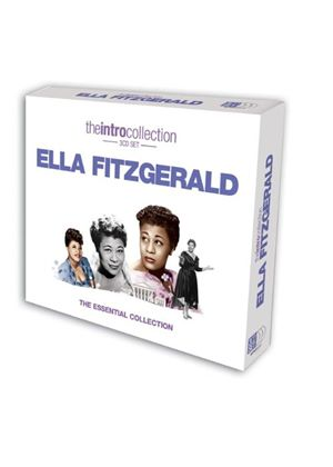 Fitzgerald - The intro collection (3CD) (Music CD)