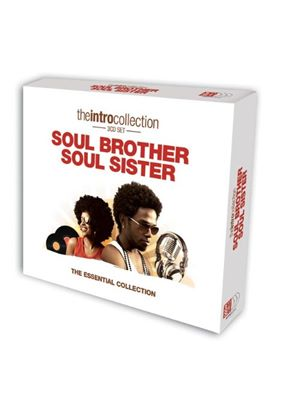 Soul Brother Soul Sister - intro collection (3cd) (Music CD)