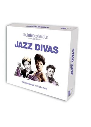Jazz Divas: The Intro Collection (Music CD)
