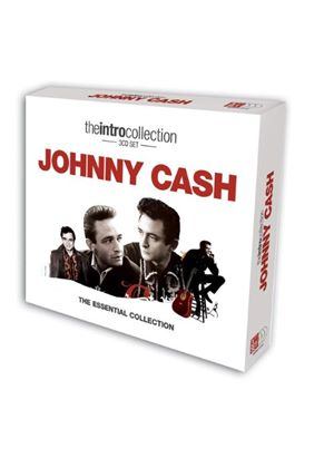 Johnny Cash - The Intro Collection (3CD) (Music CD)